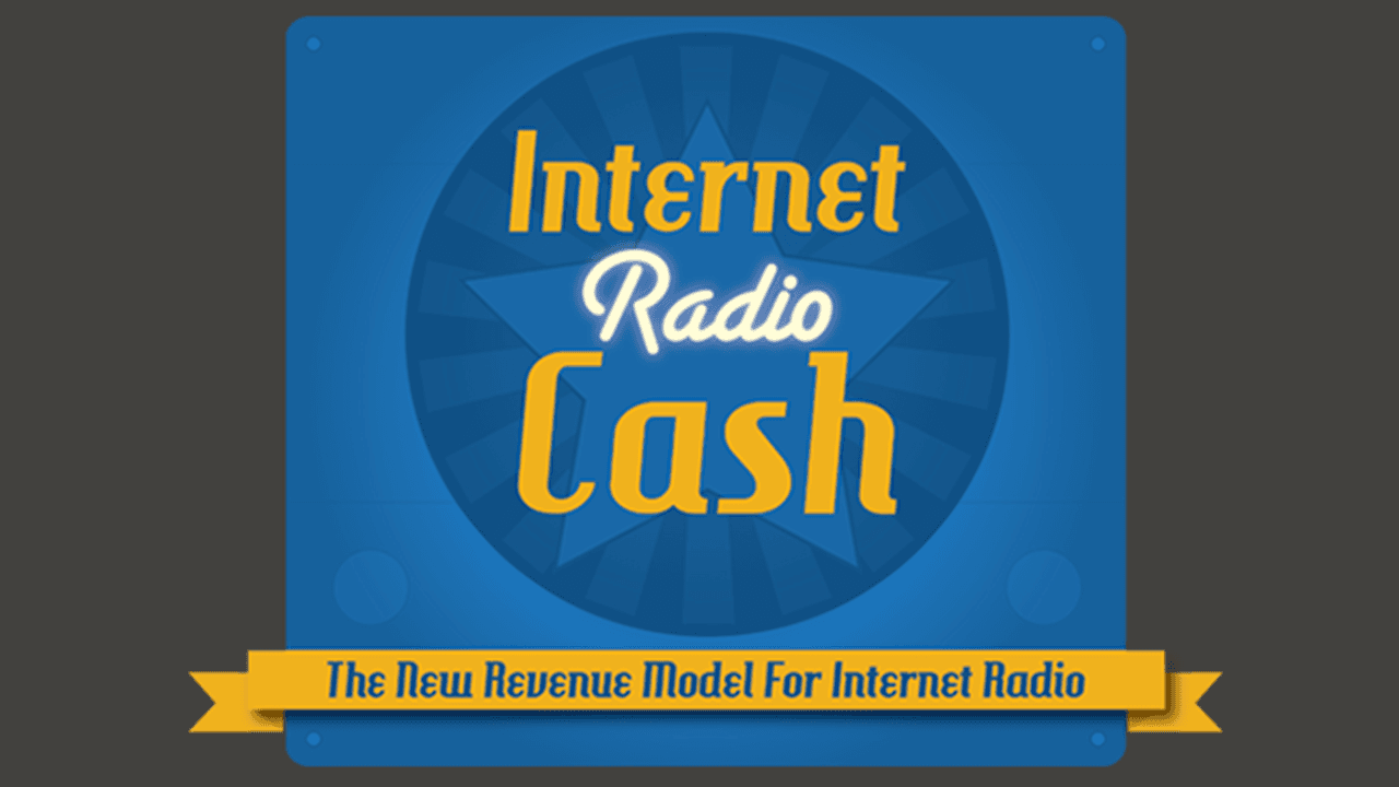 Internet Radio Cash Course Header