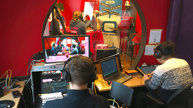 Internet Radio For Charities Case Study