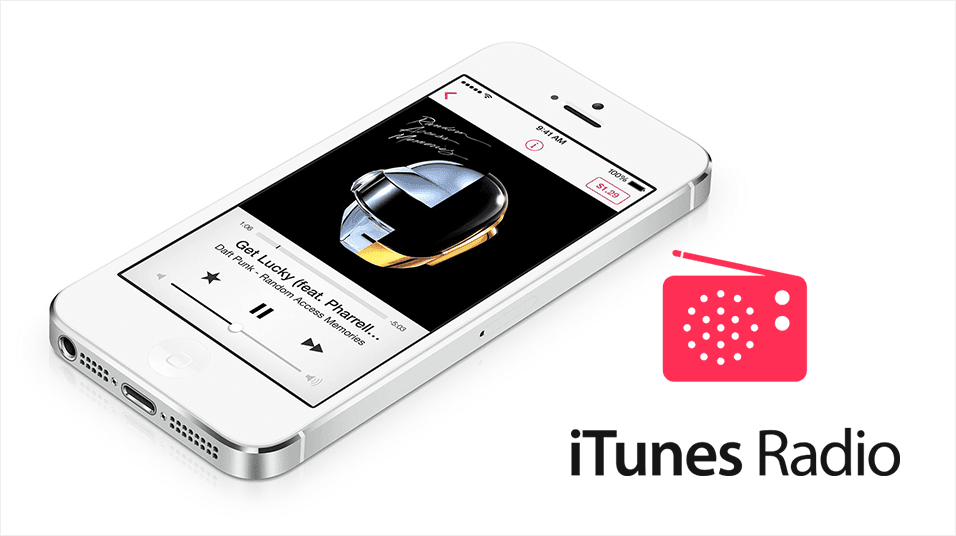 Itunes Radio Header