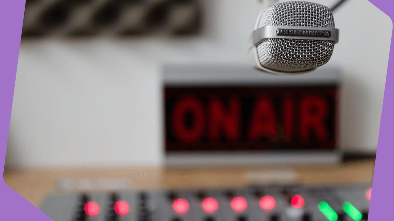 Job In Radio Blog Header