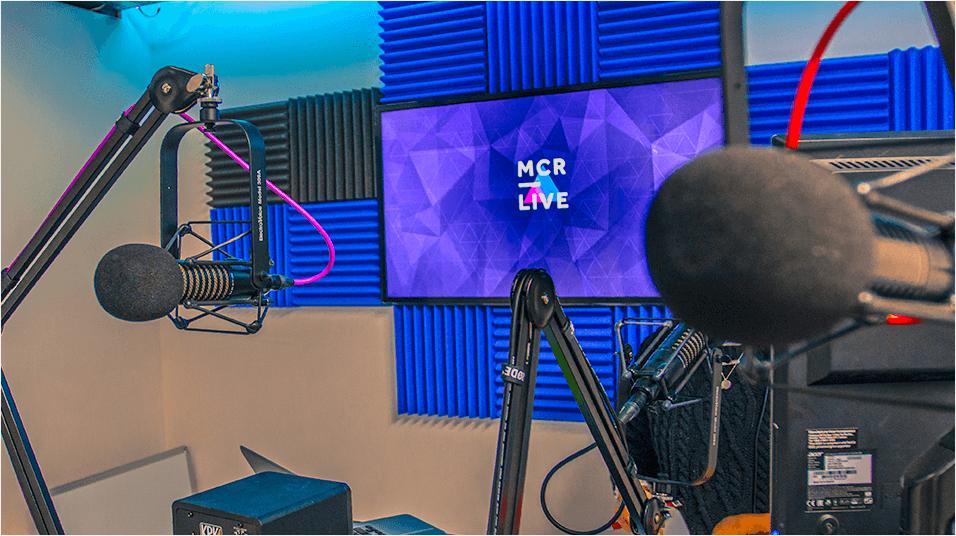 Mcr Live Studio Blog Header