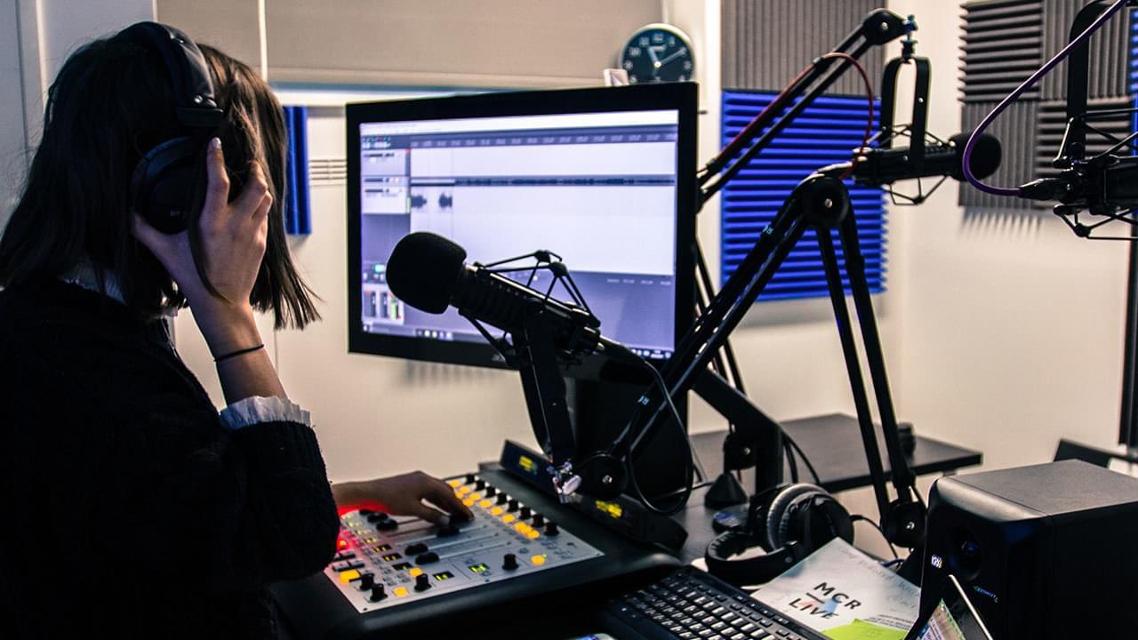 Mcr Live Studio Customers Page