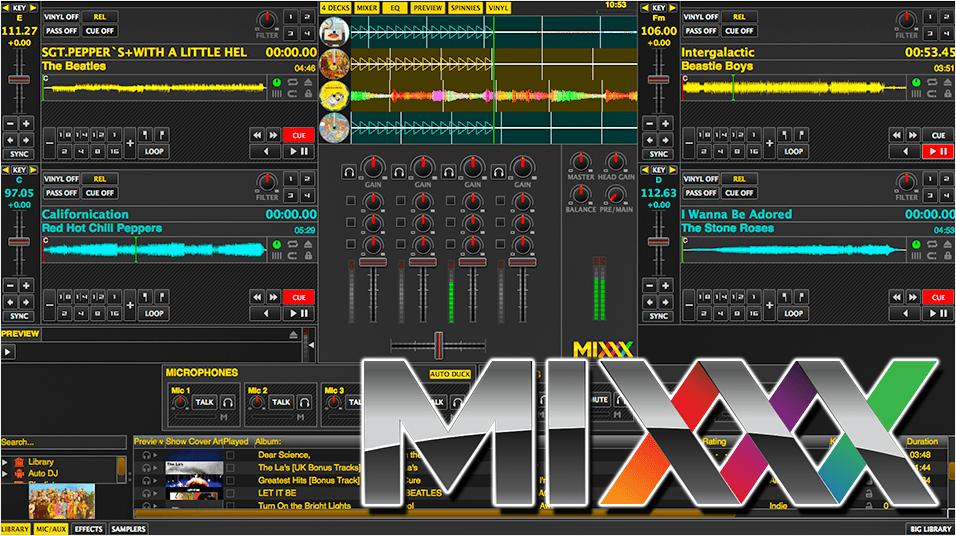 Mixxx Setup Online Radio Broadcasting