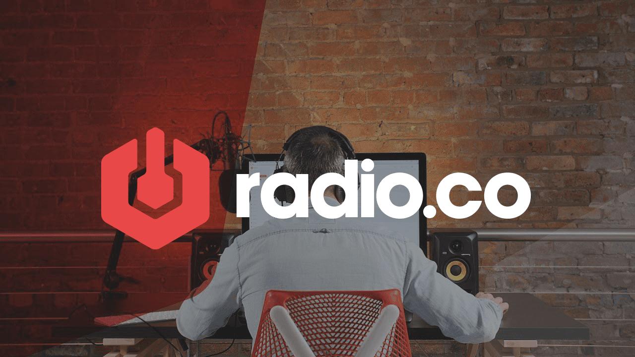 New Radio Website Blog Header