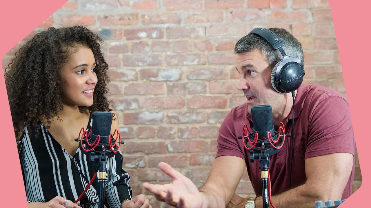 Podcasting 101 2 Presenters Header