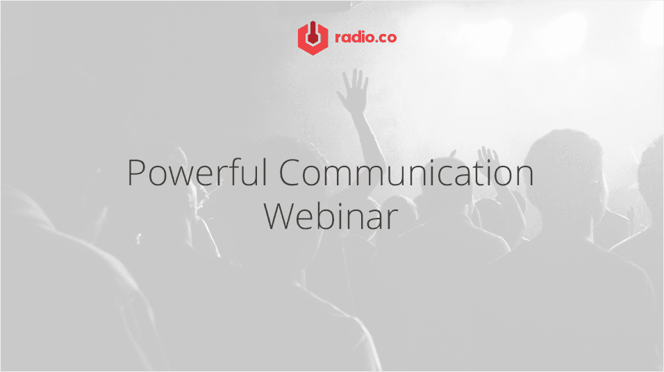 Powerful Communication Webinar With Valerie Geller