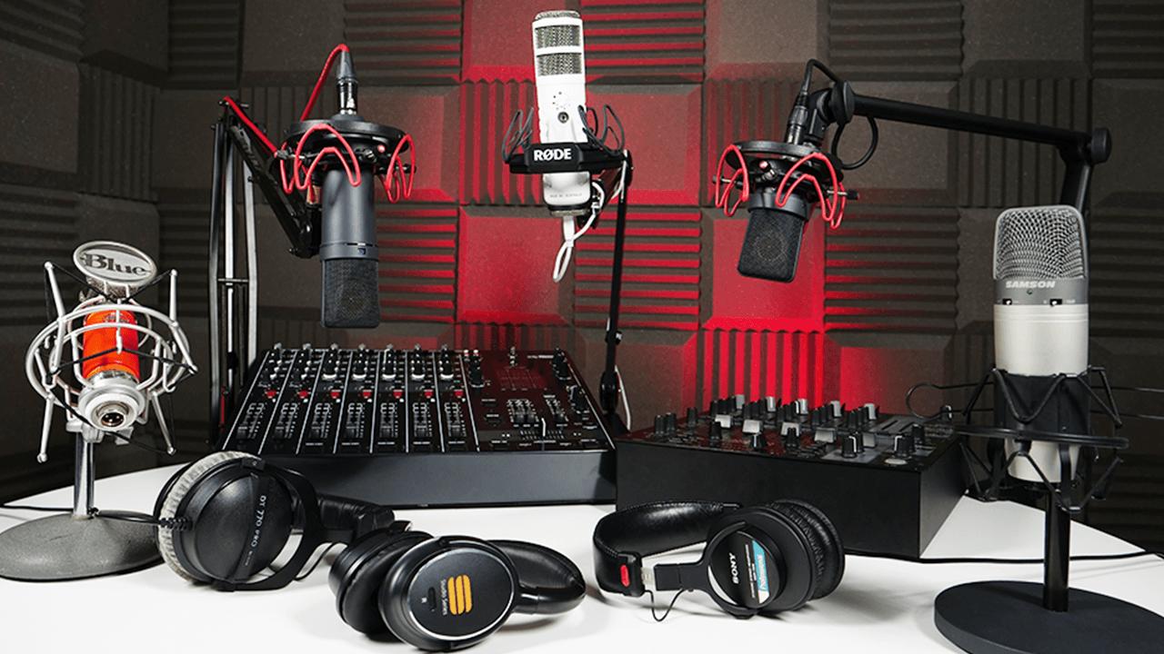 Professional Audio Equipment Webinar Video Placeholder