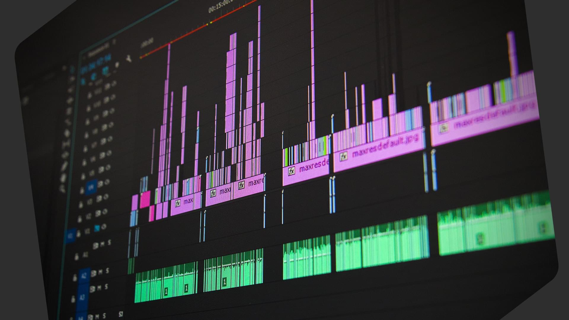 Professional Audio Production Blog Header
