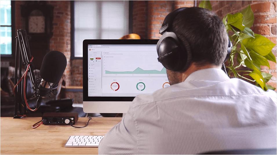Radio Track Editor Advanced Analytics
