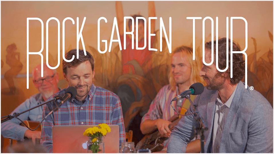 Rock Garden Tour Radio Showcase