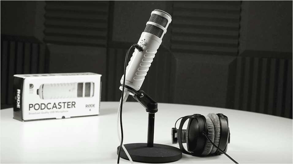 Rode Podcaster Microphone Review