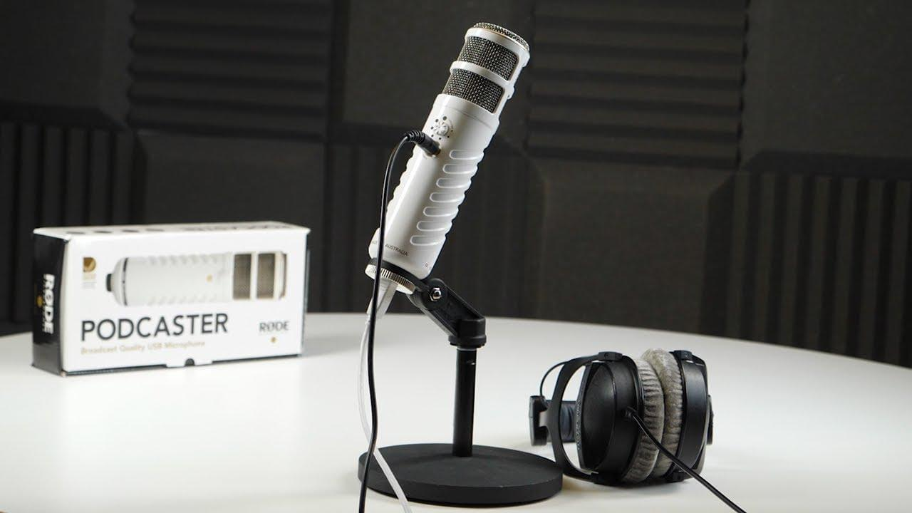 Rode Podcaster Review Uni Header
