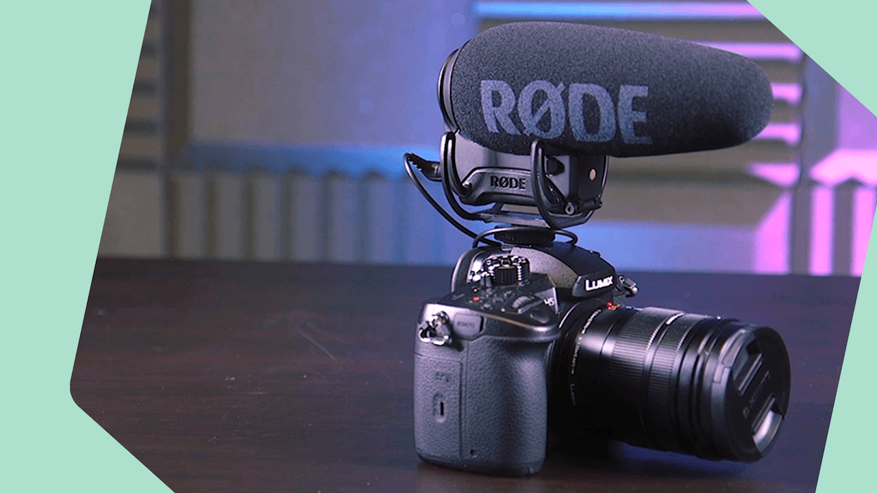 Rode Videomic Plus Header