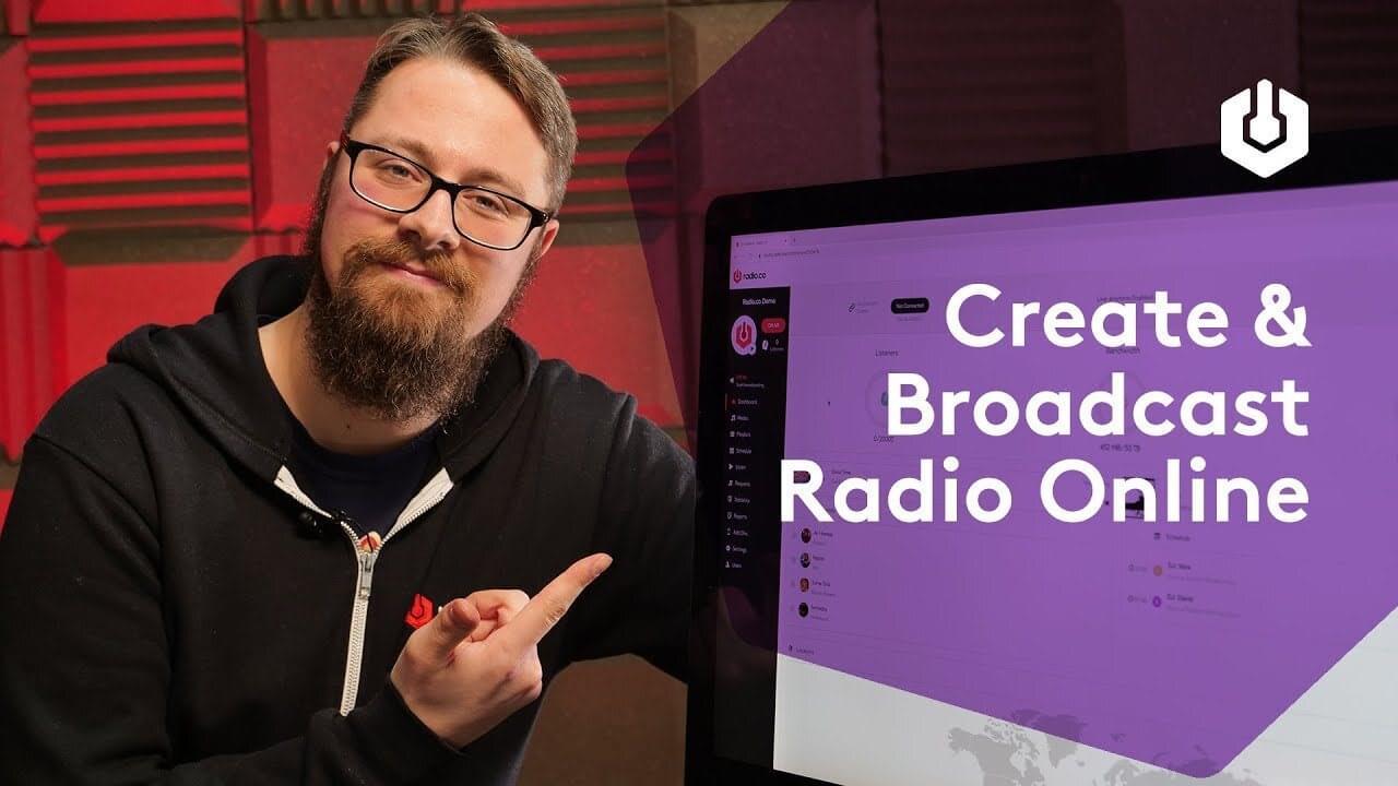 Start an internet radio station radioco tour thumbnail
