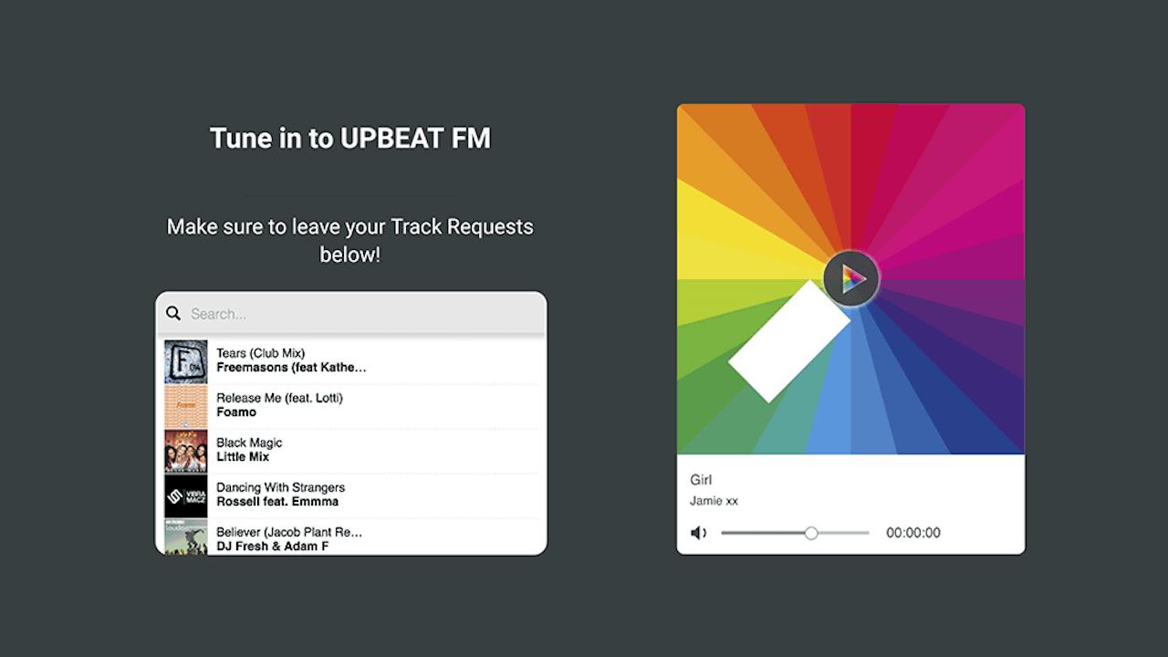 Track Requests Uni Header