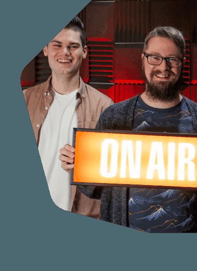 Radio.co team