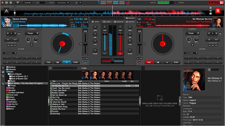 Virtual Dj 8 Radio Broadcast