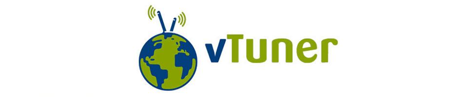 Radio directories: vTuner