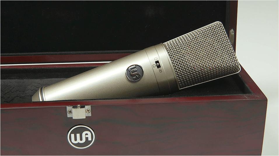 Warm Audio Wa 87 Microphone Review