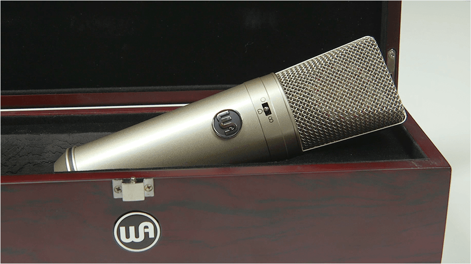 Warm Audio Wa 87 Microphone Review