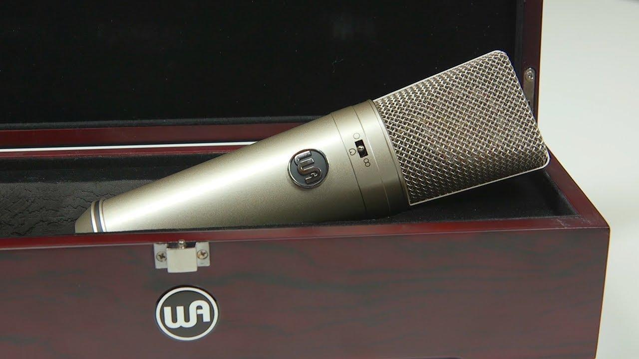 Warm Audio Wa87 Microphone Review Uni Header