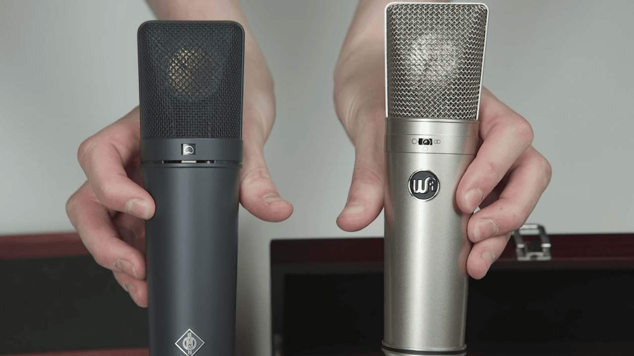 Warm Audio Wa87 Vs Neumann U87 Uni Header