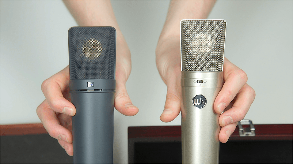 Warm Audio Wa87 Vs Nuemann U87