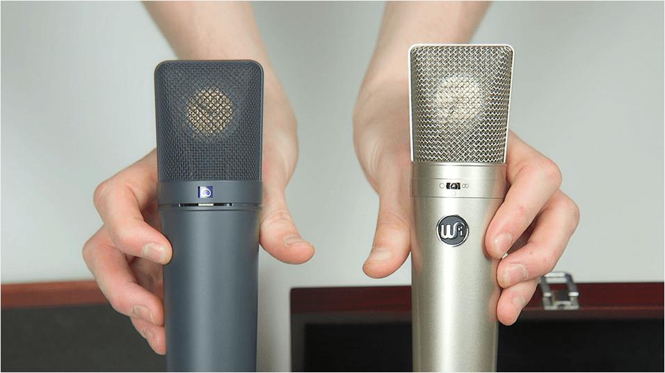 Warm Audio Wa87 Vs Nuemann U87