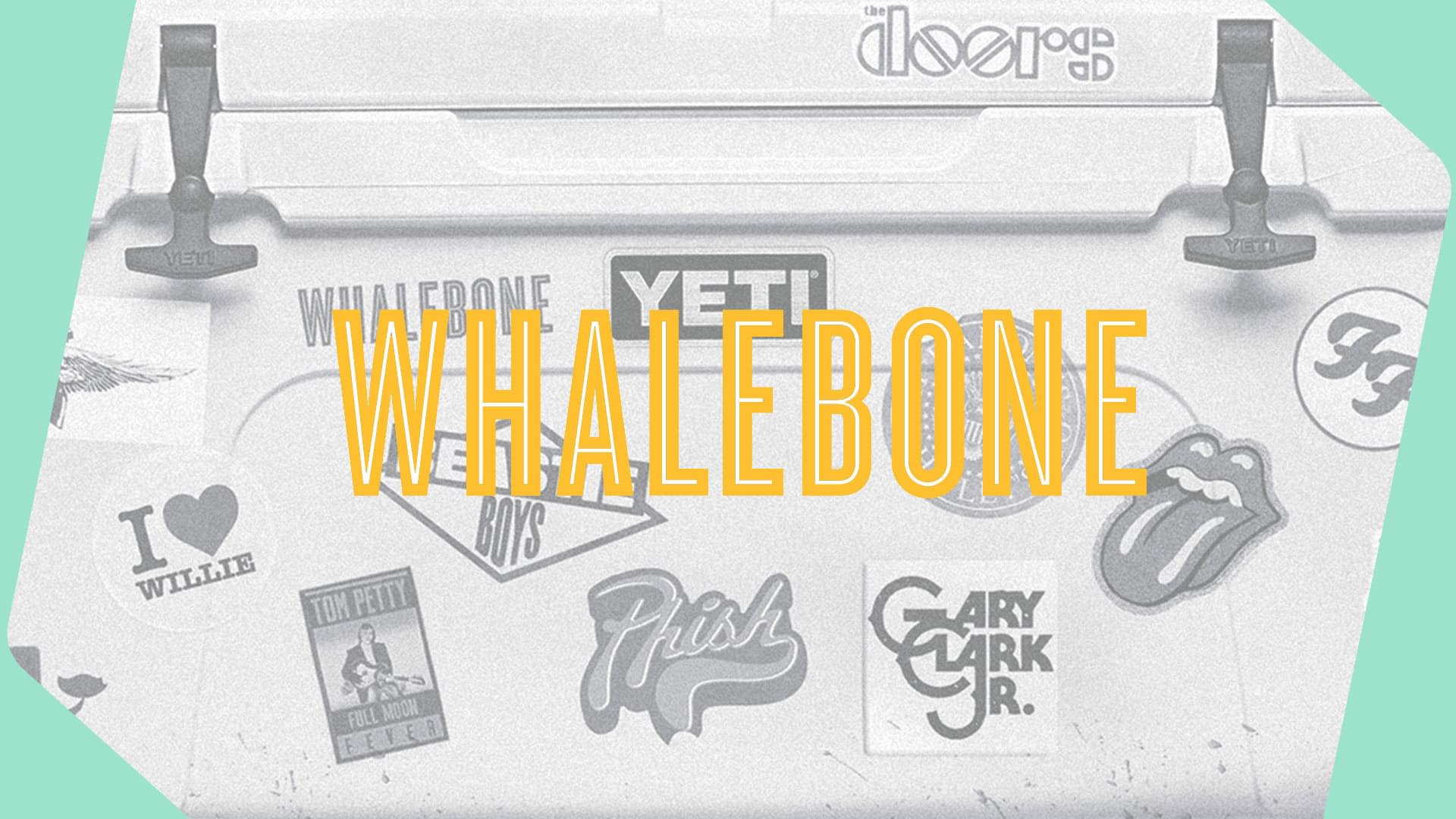 Whalebone Magazine Header