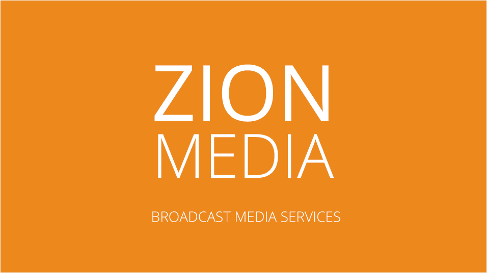 Zion Media Custom Broadcast Solutions Showcase
